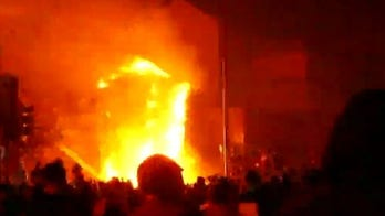 Minnesota man, 25, pleads guilty to role in police precinct fire during George Floyd rioting