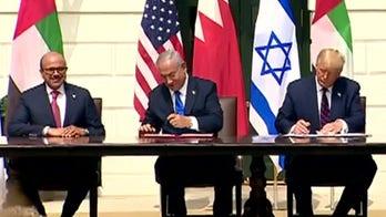 Netanyahu says Trump's critics 'dead wrong' on Middle East peace efforts