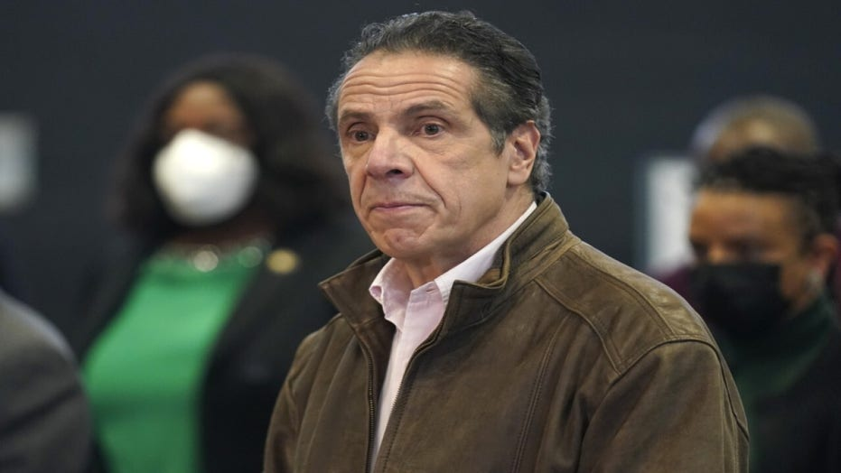 'How the mighty have fallen': Geraldo Rivera, Deroy Murdock rail against scandal-ridden Andrew Cuomo