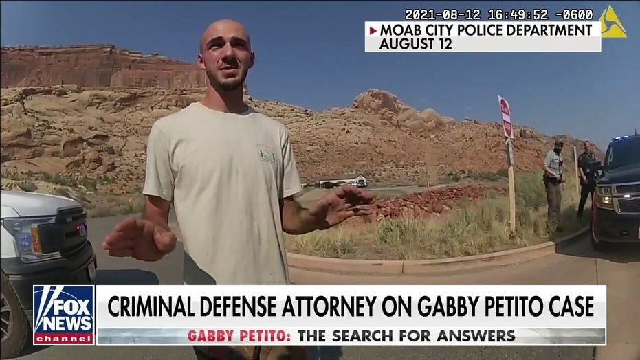 Moab to investigate police handling of Brian Laundrie, Gabby Petito altercation
