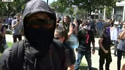 Why Antifa has 'free rein' to grow on college campuses