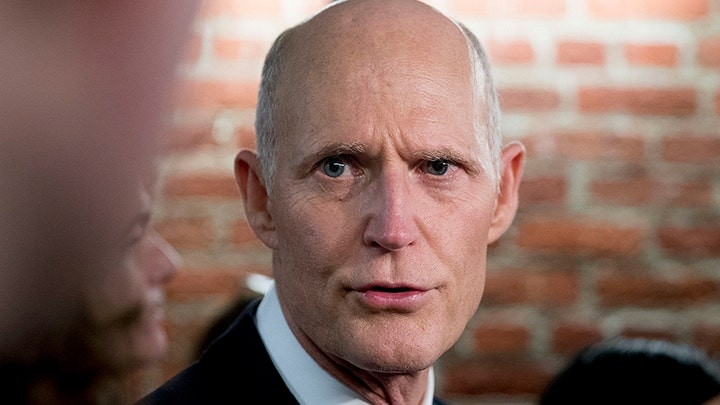 Sen. Rick Scott to self-quarantine over coronavirus exposure concerns