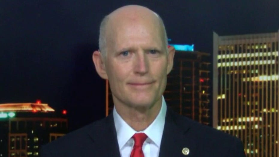 Rick Scott to chair top Senate GOP campaign committee