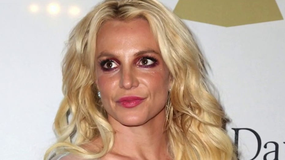 Britney Spears posts topless photos on Instagram as conservatorship battle rages on