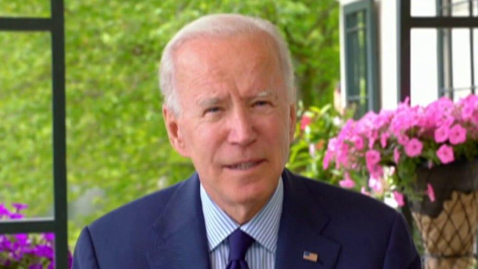 Joe Biden calls on 'President Tweety' to stop tweeting, distribute financial relief to small businesses