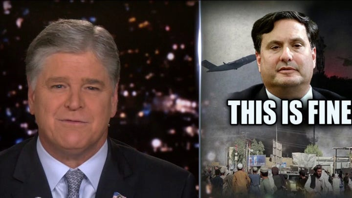 Hannity: The Afghanistan crisis is not over
