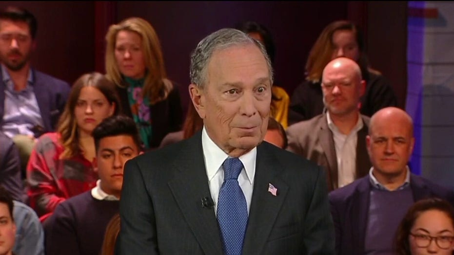 Bloomberg vows to eat at a Chinese restaurant to push back against coronavirus fears