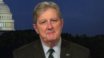 Sen. John Kennedy lauds Barrett Supreme Court confirmation as 'victory for our founders'