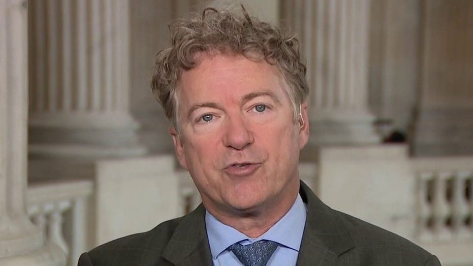 Rand Paul claims Dr. Fauci's denial of Wuhan lab funding by the NIH is 'verifiably false'