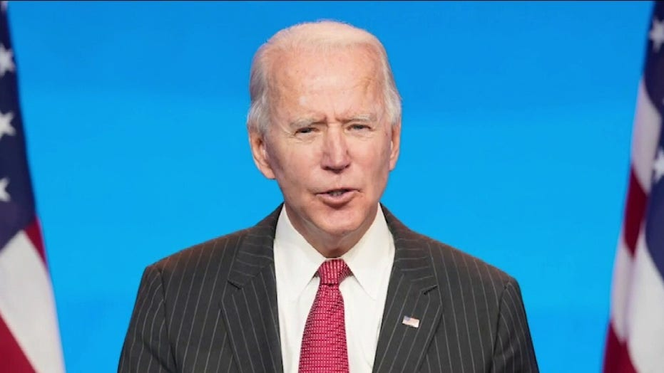 News of Biden's injury was slow to come out