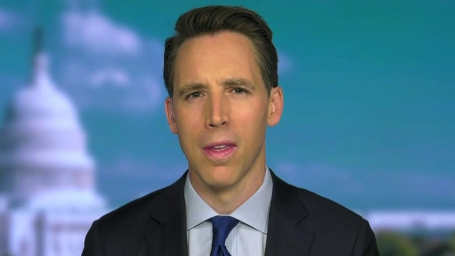 Sen. Hawley on the threat US faces from China: We need to stand up to it