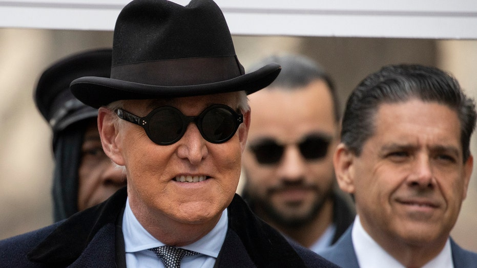 Roger Stone back in court as defense team pushes for new trial