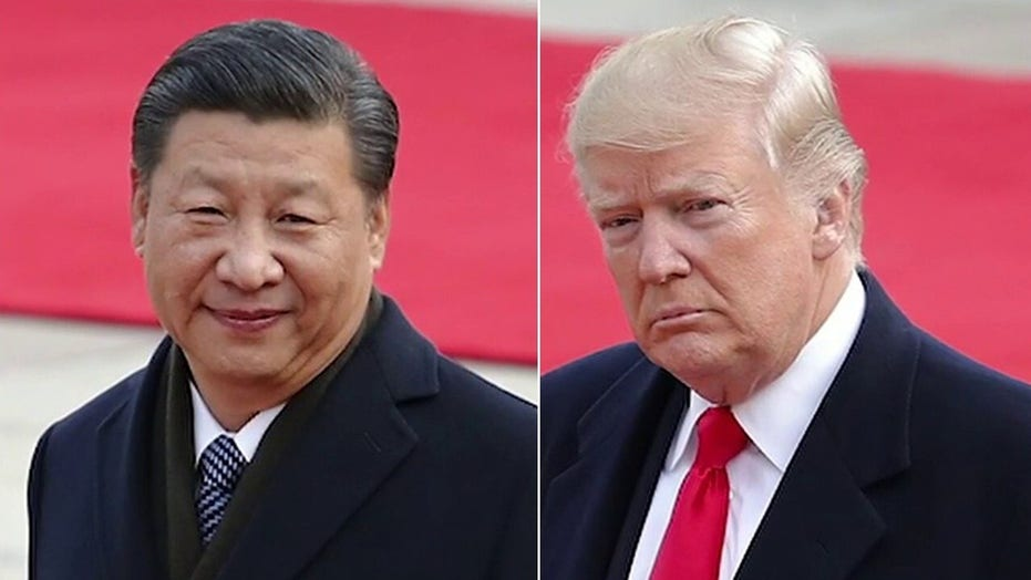 Gordon Chang reacts to Trump taking aim at China's leader over pandemic