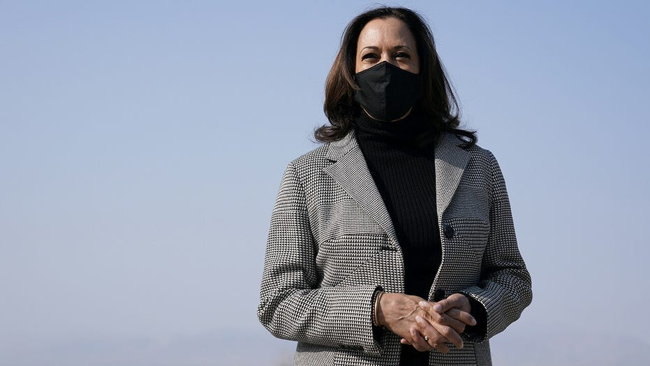 Top House Republicans request meeting with Kamala Harris over border 'catastrophe'