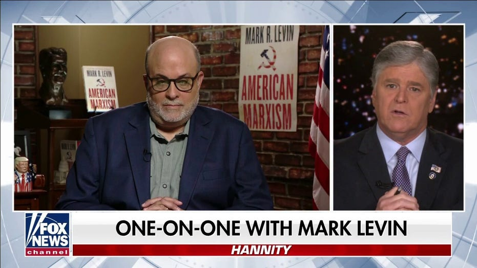 Mark Levin calls for firing of Naval chief: He's pushing a 'racist' book by 'Marxist' Kendi