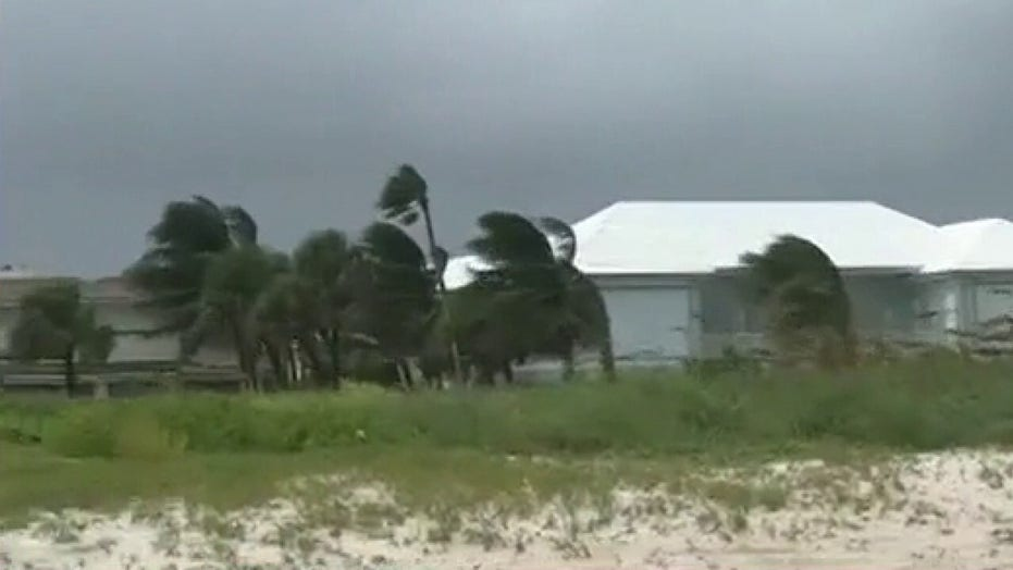 Tropical Storm Isaias hits Florida's coast with high winds