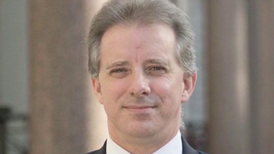 Horowitz discovered FBI agents shared Classified info with Steele