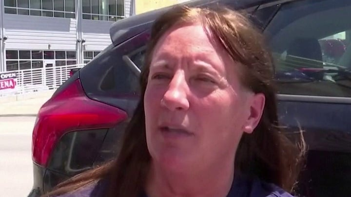 Trump supporter says Tulsa rally will be her 36th rally in 19 states