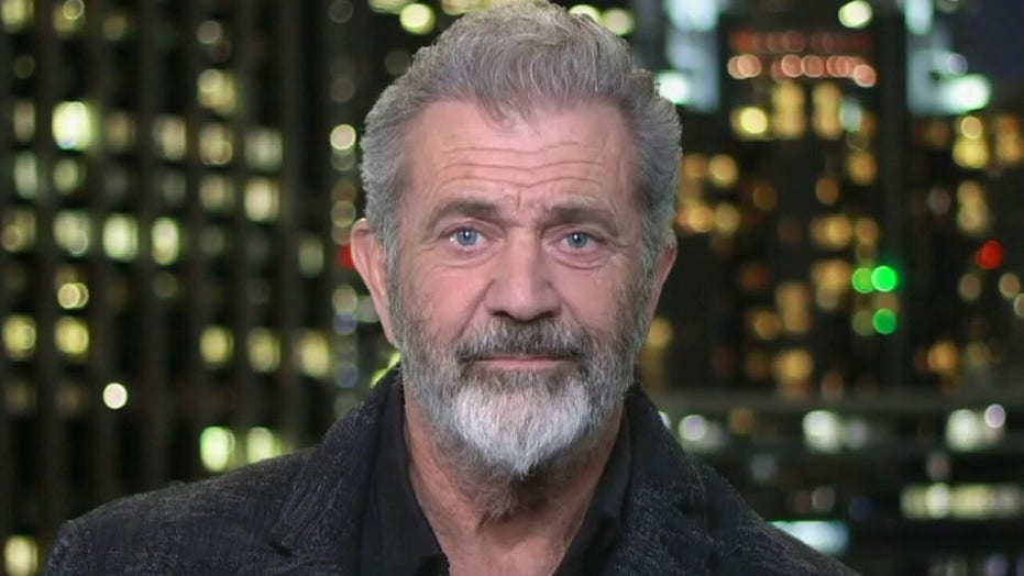 Mel Gibson talks about 'Braveheart,' Hollywood's coronavirus battle — and why he steers clear of politics
