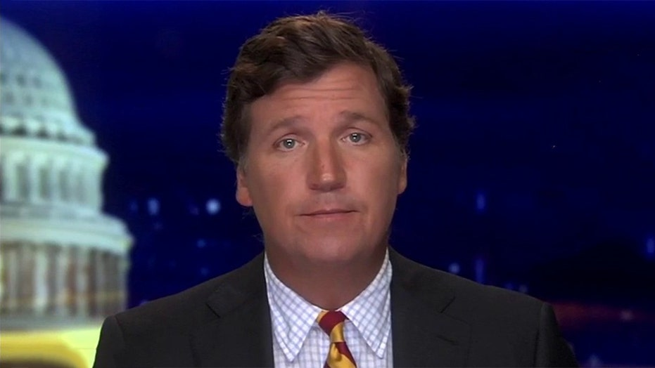 Tucker: Joe Biden's success is good news for the Democratic establishment