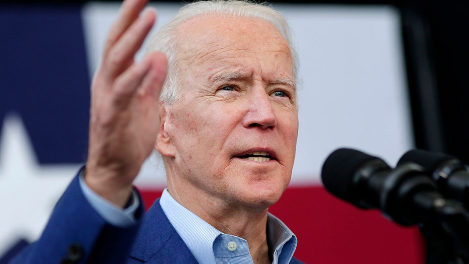 Biden faces wide-range of campaign vulnerabilities in 2020 race