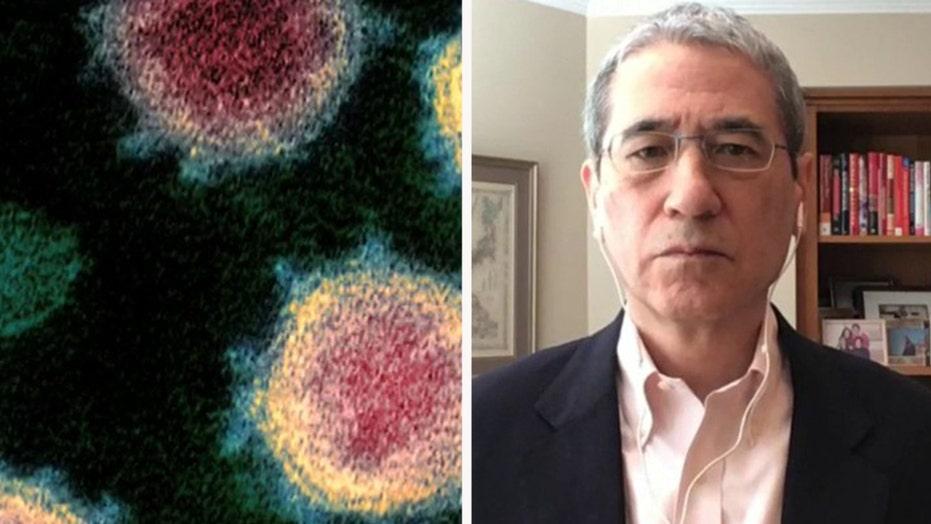 Gordon Chang on coronavirus: What is Beijing hiding? China's acting 'belligerent, suspicious'