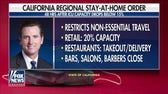 Radio talk show host on the hypocrisy surrounding Calif. officials implementing more COVID-19 restrictions
