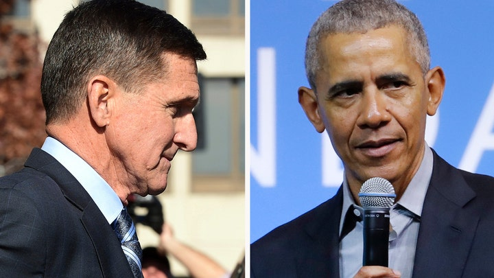 Acting DNI declassifies names of Obama officials who 'unmasked' Flynn