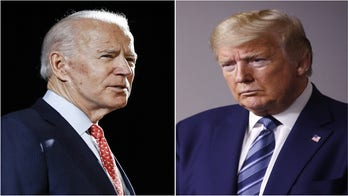 Trump, Biden do walk-throughs ahead of first presidential debate