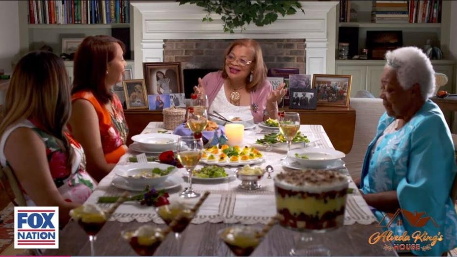 Alveda King discusses importance of food, family on Mother's Day: 'Motherhood is marvelous'