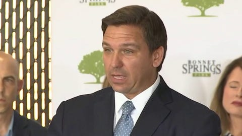 DeSantis slams CDC on 'horrific' COVID-19 vaccine messaging