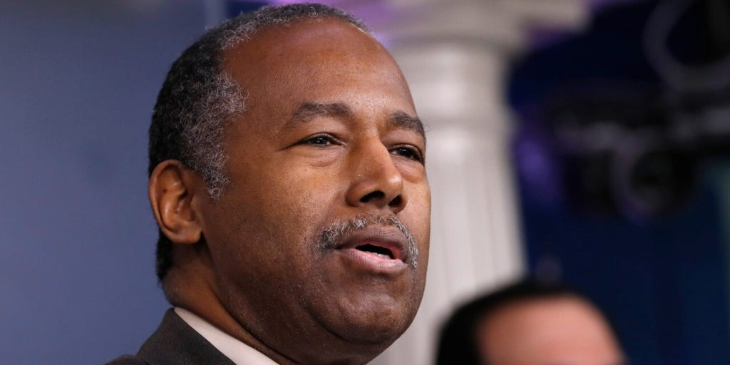 Dr. Ben Carson: Landlords will extend forbearance, delay evictions and foreclosures amid COVID-19 outbreak