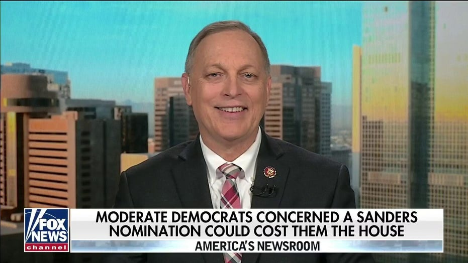 Rep. Andy Biggs: Roger Stone charge looks like 'disparate treatment'