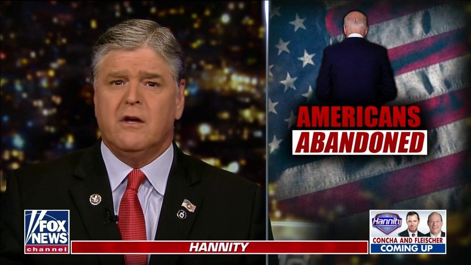 Hannity: This may be the worst broken promise by an American president in my lifetime