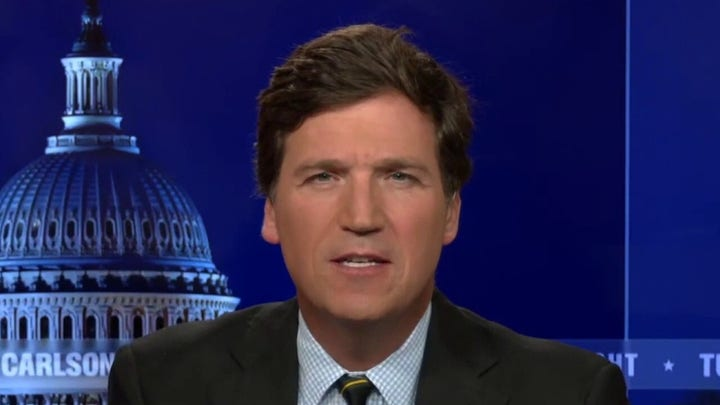 Tucker: You don't need a mask if you're a rich Democrat