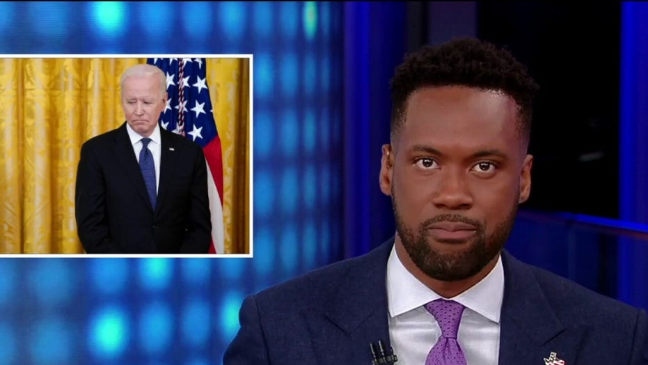 Lawrence Jones slams President Biden for failing to deliver on promise to 'heal' America: 'Where are we now?'