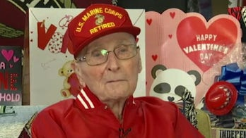 104-year-old veteran asks for Valentine's Day cards