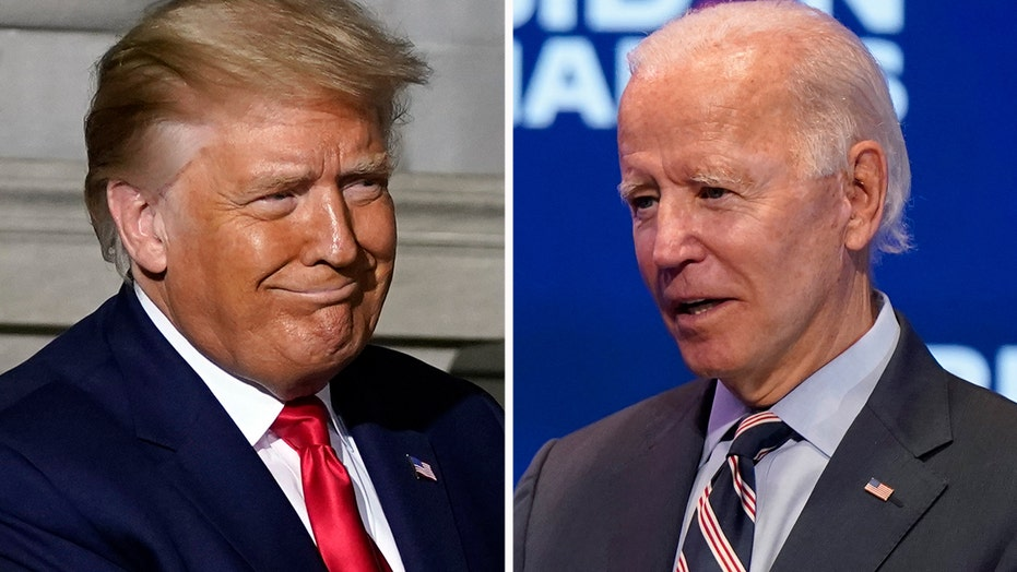 Trump, Biden campaigning in Minnesota, where early voting begins
