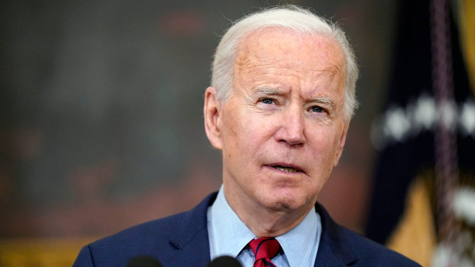 Joe Biden holds first formal press conference of his presidency