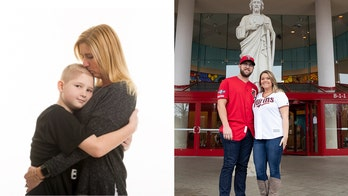 Coronavirus shutdowns keep many apart, but brought this MLB pitcher and pediatric cancer patient together