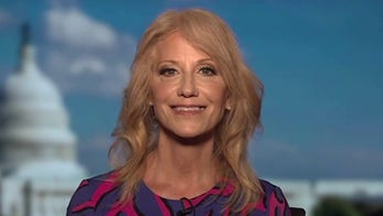 Kellyanne Conway shrugs off Trump's slumping poll numbers: 'That doesn't surprise me at all'