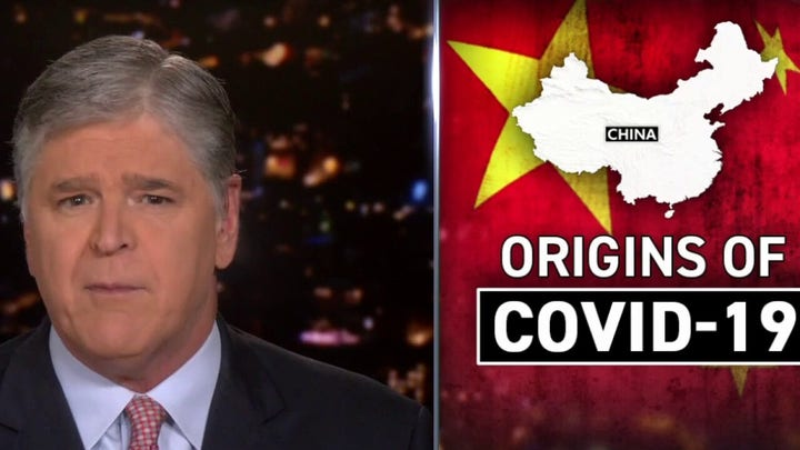 Sean Hannity calls out Dr. Fauci after release of emails discussing COVID origin, Wuhan lab