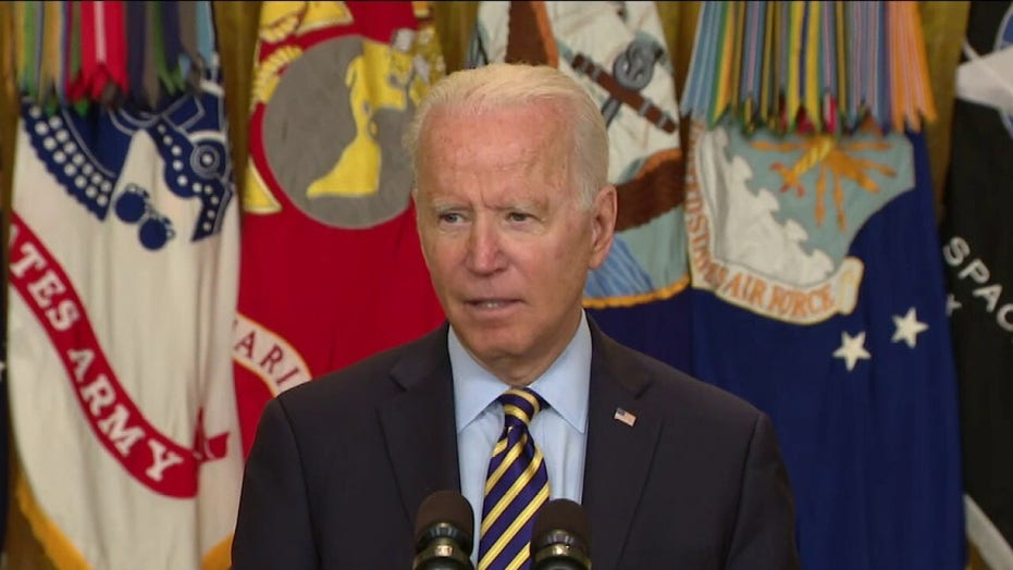 Hannity: Biden's 'America Last' agenda putting more than just the US at risk