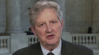 Sen. John Kennedy: Fauci should be 'screaming at the top of his voice' to open the schools