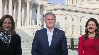'Year of Republican women': McCarthy celebrates House wins from Florida to California