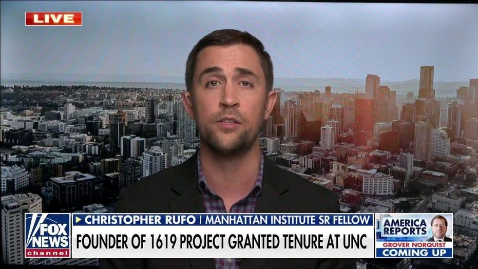 Rufo: UNC reversing, giving critical race theorist Hannah-Jones tenure is a symptom of larger problem