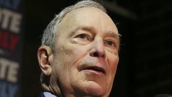 Bloomberg looking ahead to Super Tuesday
