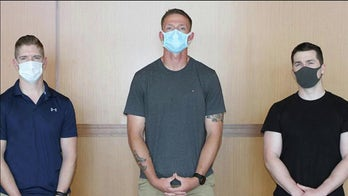 US Marines detain unruly passenger on flight from Tokyo to Dallas