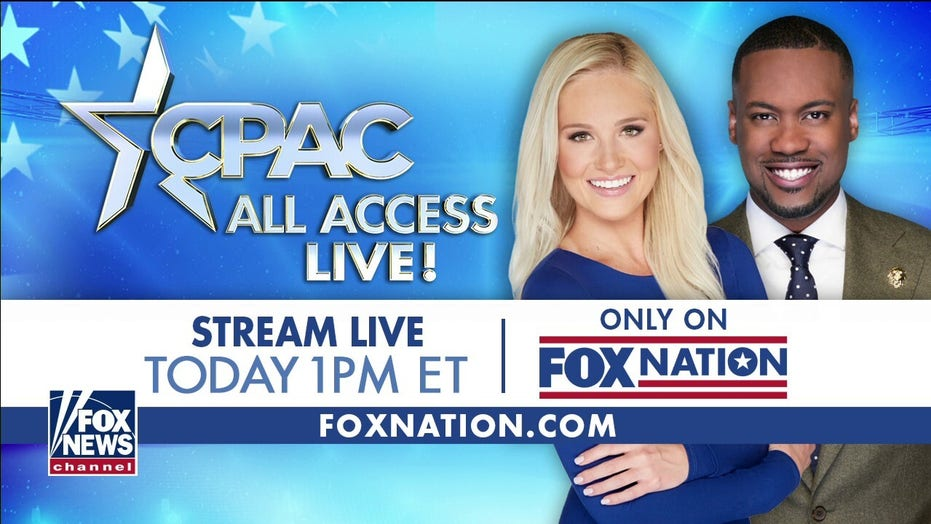 Tomi Lahren, Lawrence Jones host all-access CPAC show on Fox Nation