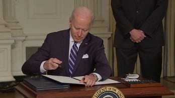 Biden signs executive orders targeting fossil fuel industry
